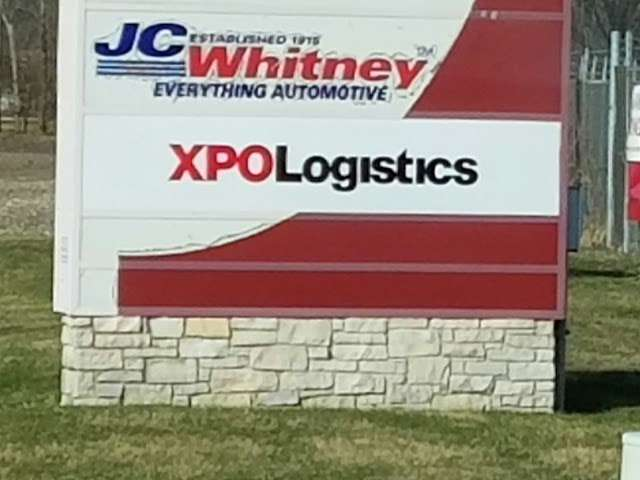 XPO Logistics at 750 Progress Parkway in LaSalle, Illinois